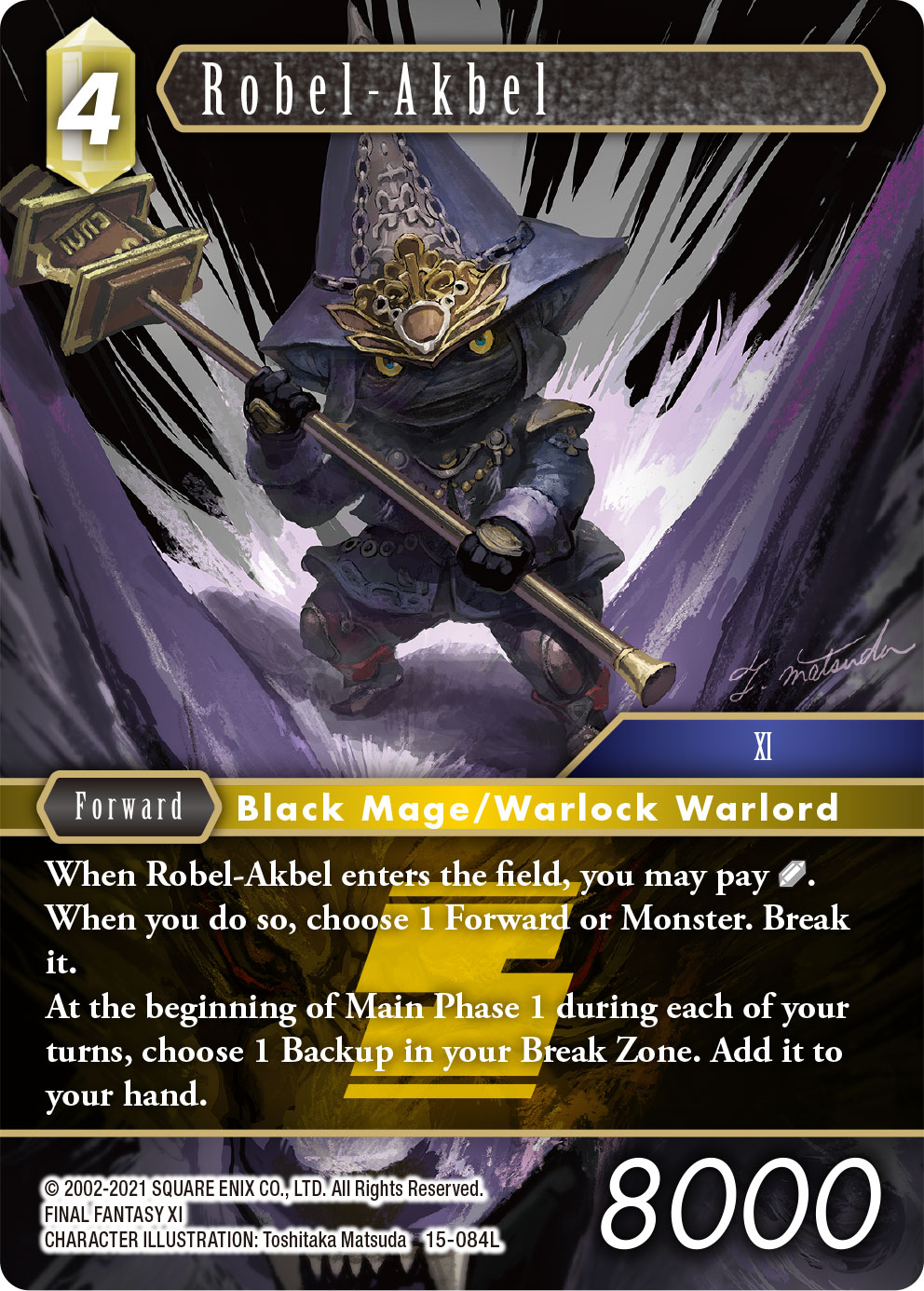 Robel-Akbel 15-084L