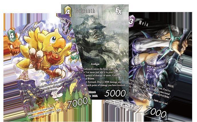 card pack opusix
