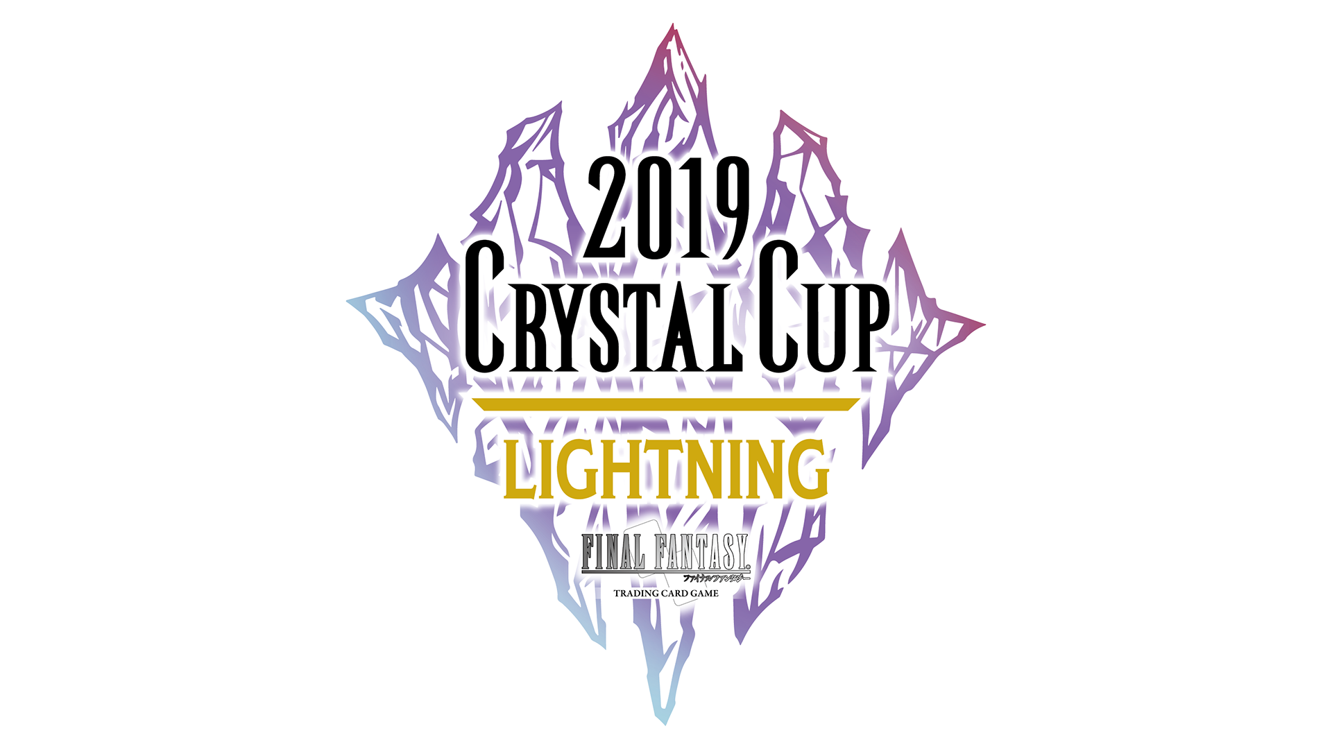 Crystal Cup - Lightning and Fire