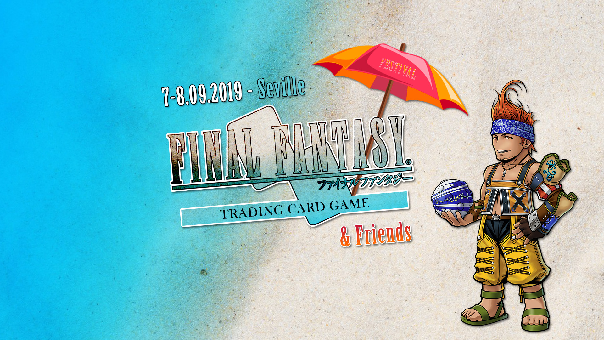 Final Fantasy TCG & Friends Festival Format Overview
