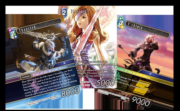 opusxii card pack