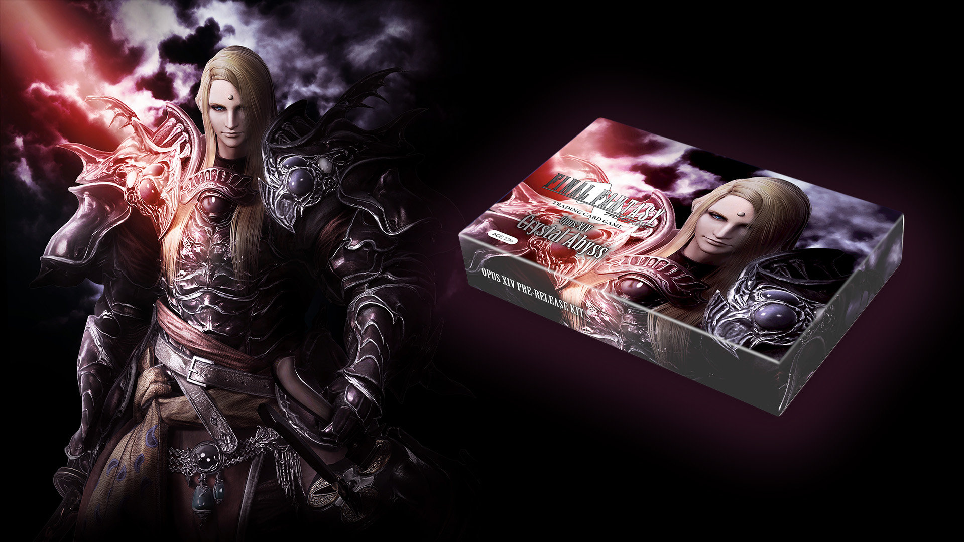 Opus XIV Crystal Abyss - Pre-Release Kit Reveal