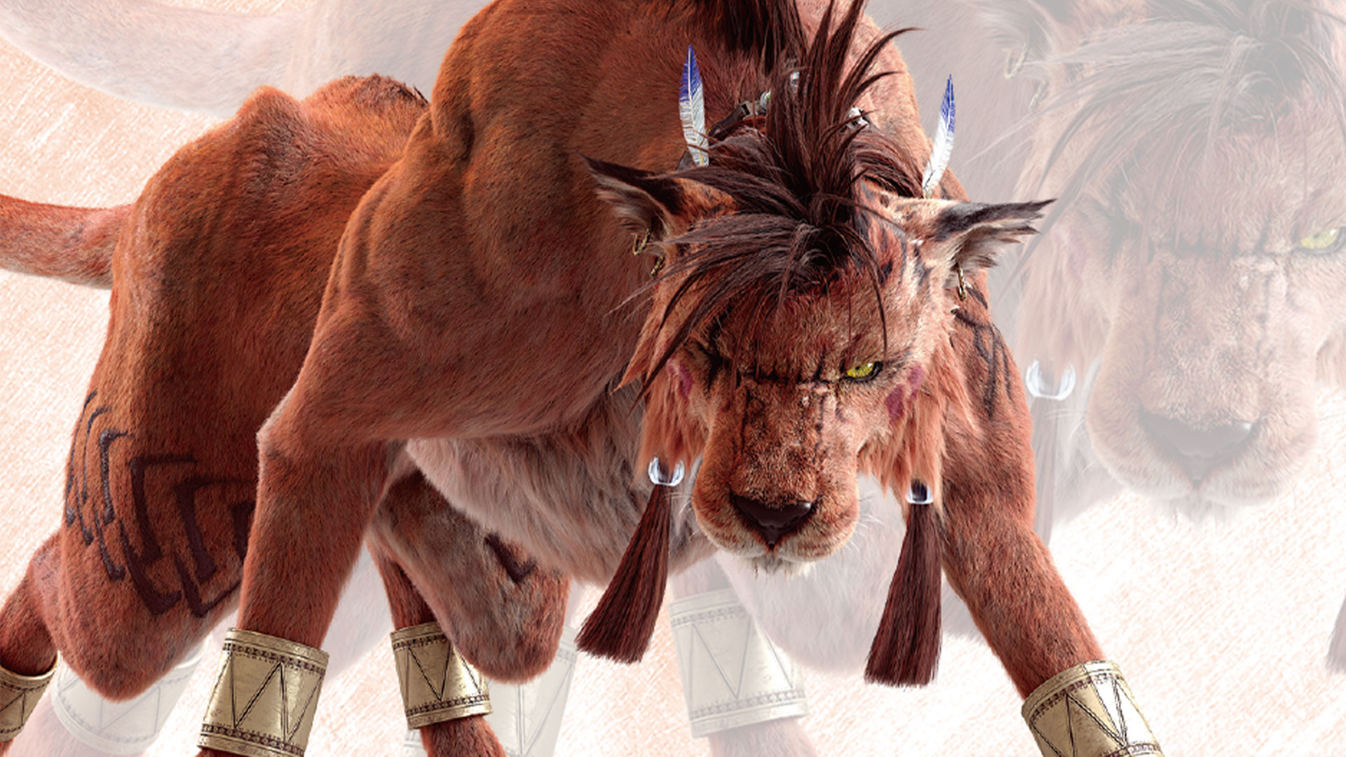 Producer's Blog - About Red XIII [14-019R]'s Ability