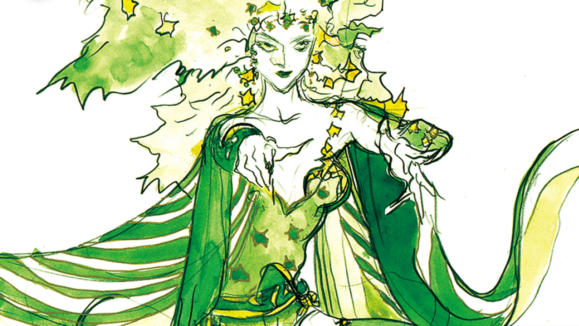 Crystal Dominion Card of the Week: Rydia