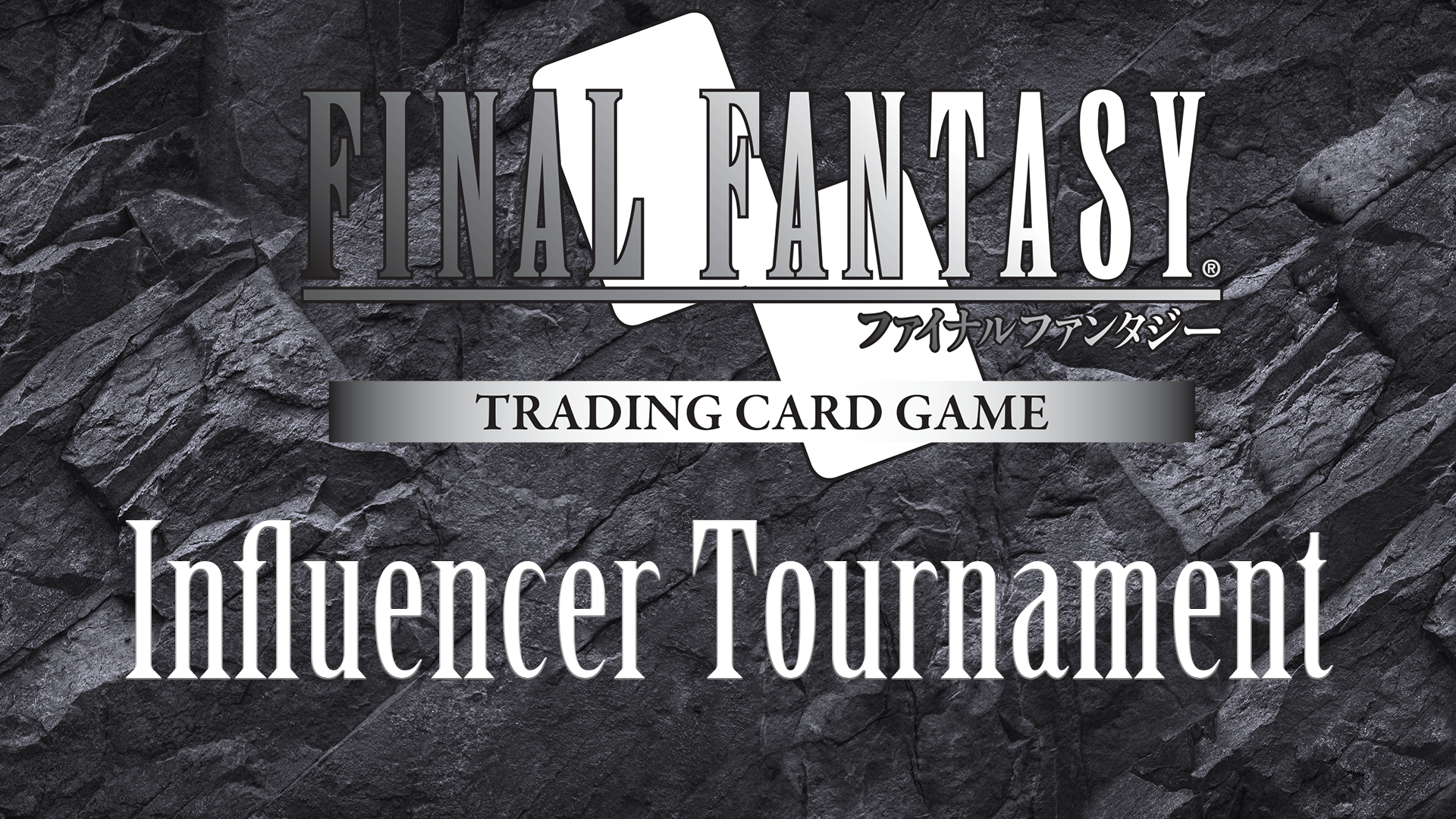 Final Fantasy TCG Video Cup